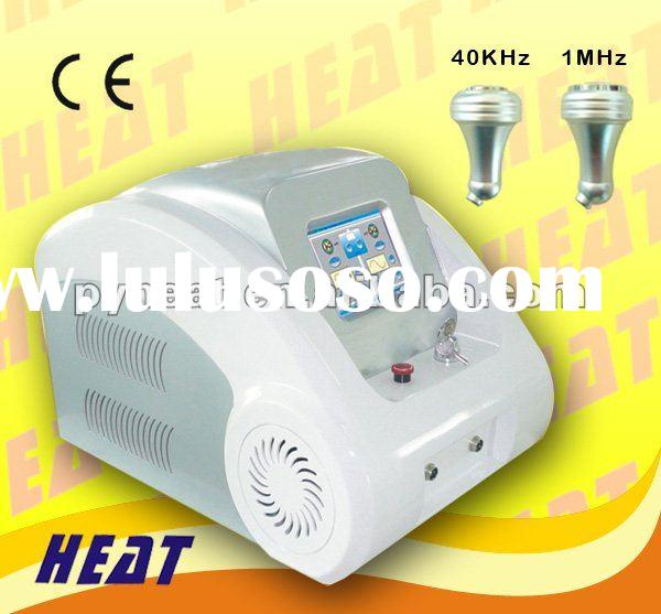 ultrasonic cavitation slimming beauty instrument with CE certification