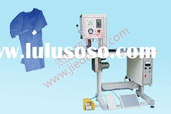 ultrasonic surgical gowns sewing machine
