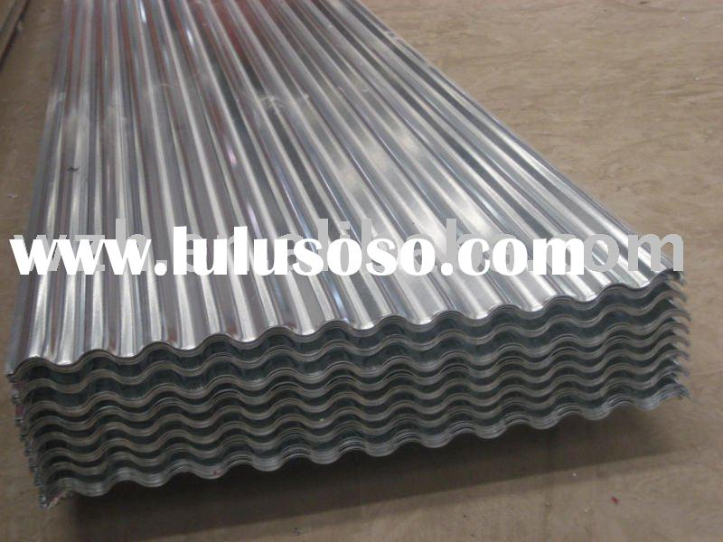 Corrugated Roof Corrugated Zinc Roofing Sheets Prices