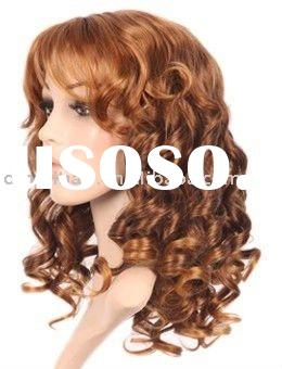 100% KANEKALON synthetic wigs for sale