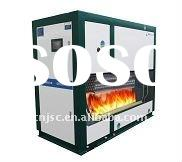 116kw Non-pressure natural gas hot water boiler for Solar energy system