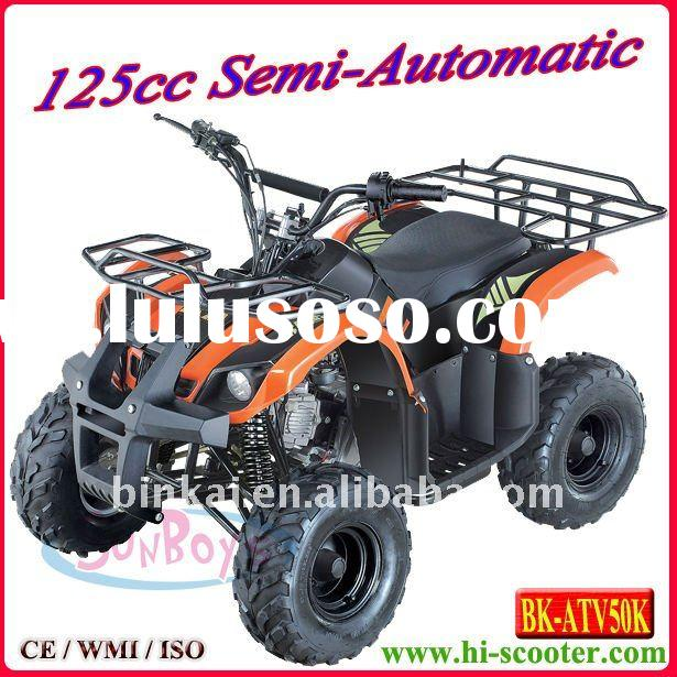 125cc Bull Automatic ATV/Quads.125cc ATV With Reverse Engine For Kids
