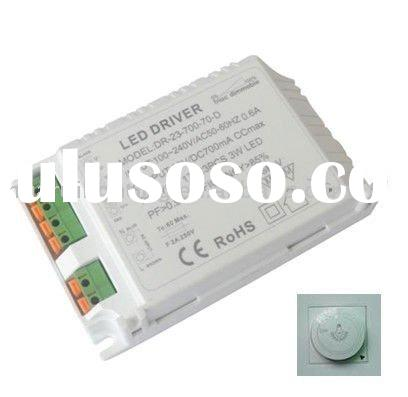 12v constant voltage dimmable led transformer