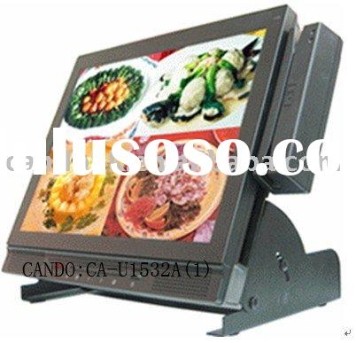 15'' all-in-one pc with Touch POS system