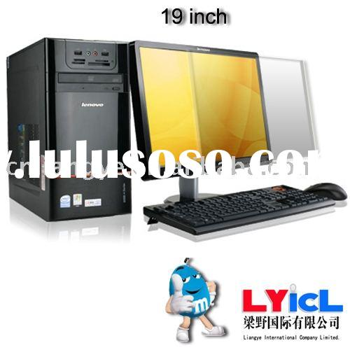 19' LCD monitor screen protector/LCD screen protection film/Computer screen guard/PC screen