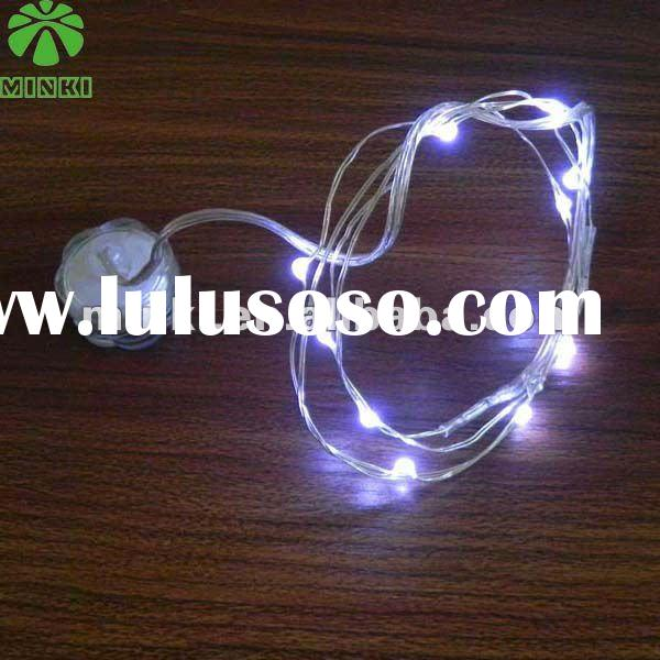 1m 5cm space small battery operated light decorate