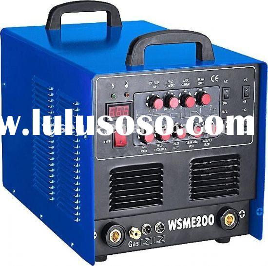 200Amps Inverter AC DC TIG ARC Aluminium Welding machine with Pulse