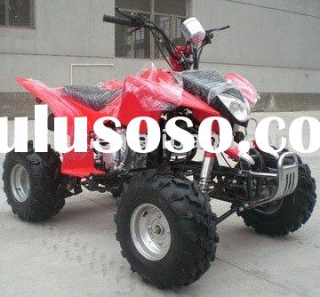 200cc ATV with water-cooled engine