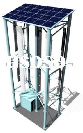 2010New,Wind-solar Hybrid system,Wind turbine generator,Conventional wind turbine,Winder power gener