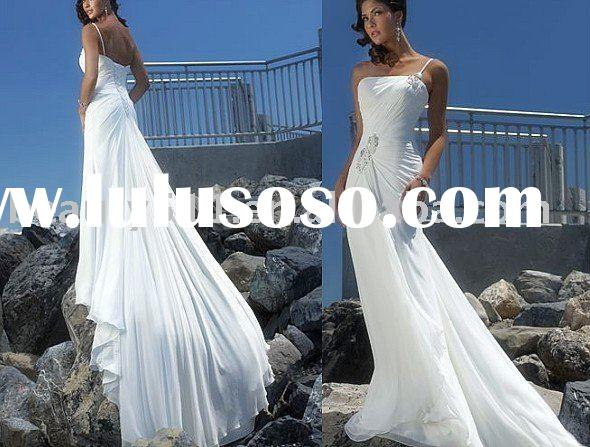 2010 crystal A-line wedding dresses, wedding gowns,bridal wearWDAH0028