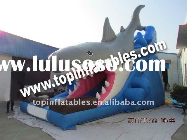 2011 A1 HOT SALES inflatable slide/inflatable water slide/inflatable toy
