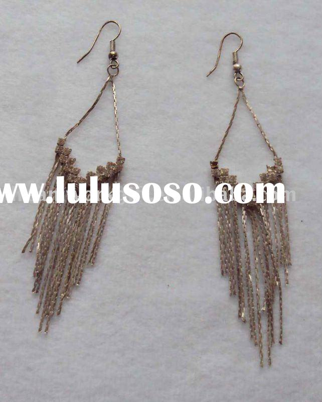2011 New Fashion Earrings Jewelry New design Hot Selling