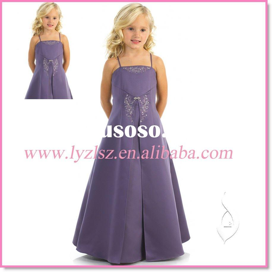 2011 new style flower girl dress/kids dress FG0057