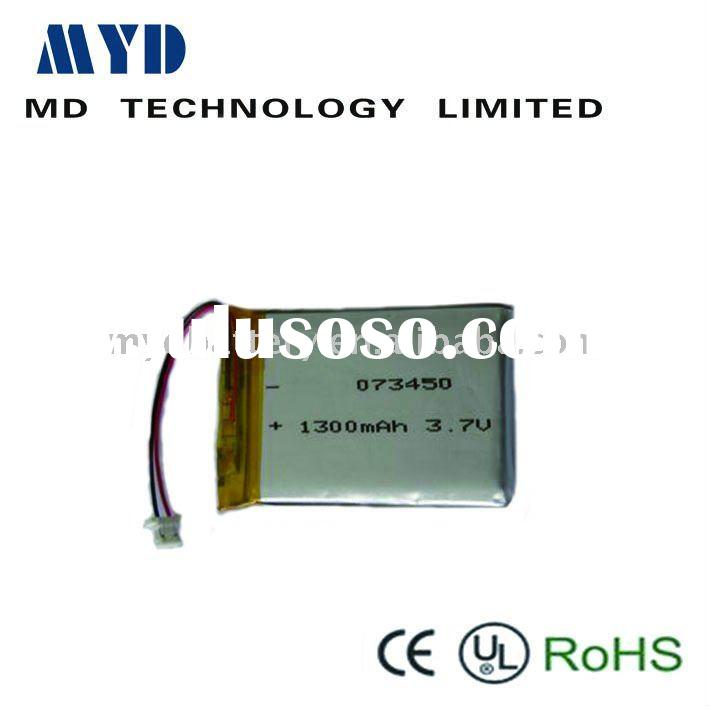 2011news3.7v 1800mah polymer battery lithium ion polymer battery li ion battery li polymer battery 3