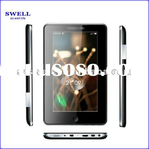 2012 Nice full function built-in 3g/GPS/Bluetooth high quality cheap tablet pc(TP79D)3.0UI