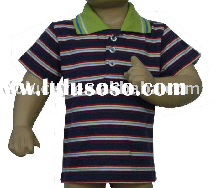 2012 handsome Children's short sleeve t shirt