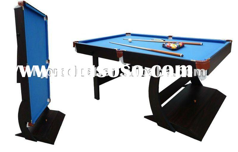 2012 high quality and reasonable price 6ft pool table