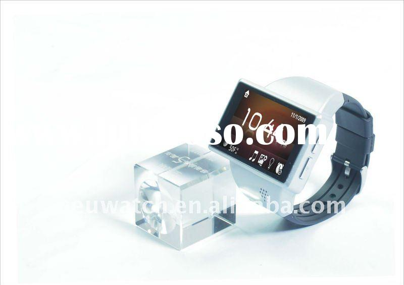 2012 latest Android OS 2.2 smart watch mobile Z1