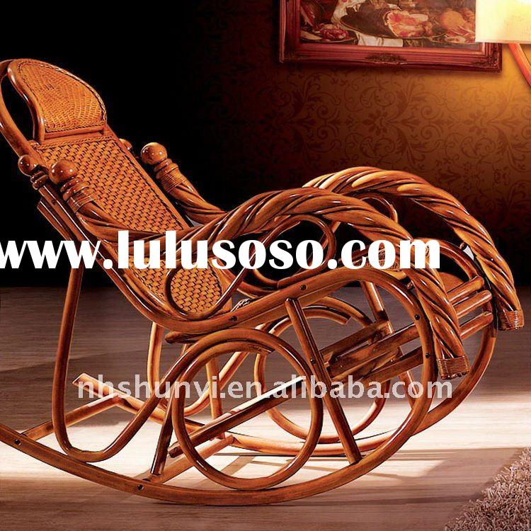 2012 newest wicker outdoor furniture rattan rocking chair