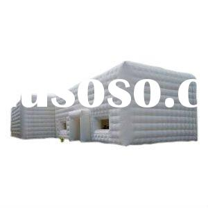 2012 popular advertising inflatable exhibition tent