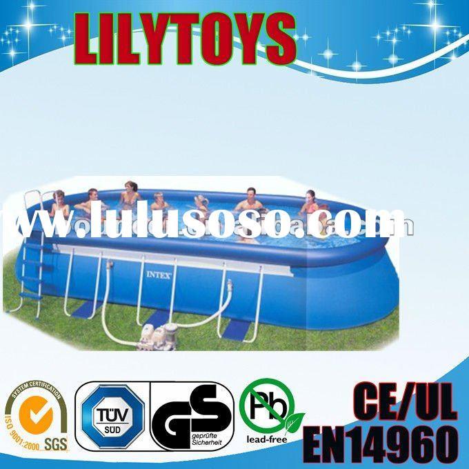 2012hot-selling PVC inflatable Pool for adults/water game/inflatable toys