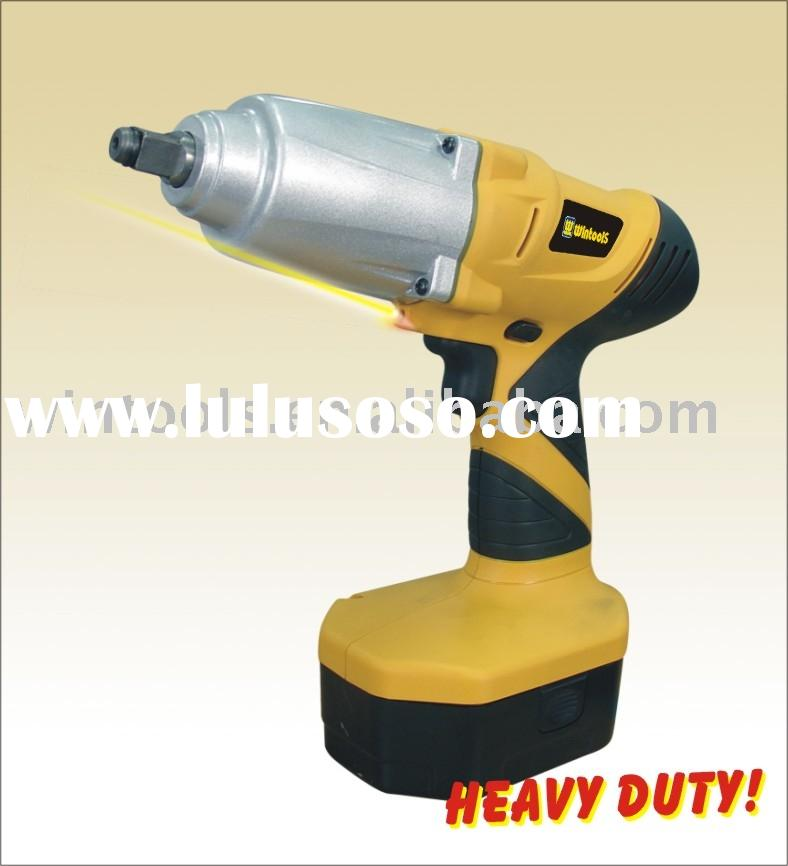 24V heavy duty cordless impact wrench