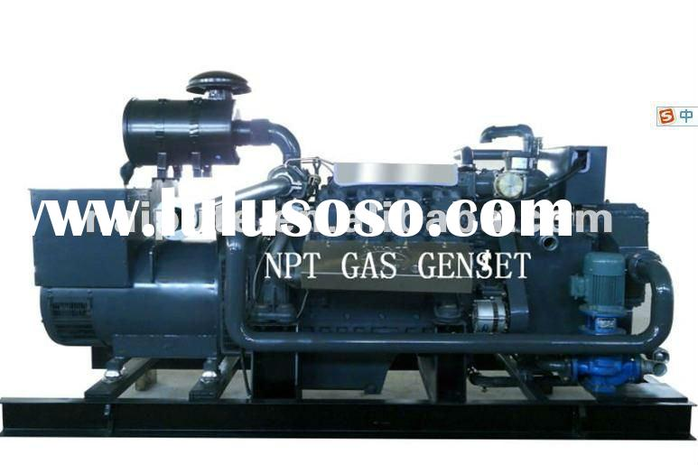 250kW natural gas Generator Set with CHP(Deutz engine)
