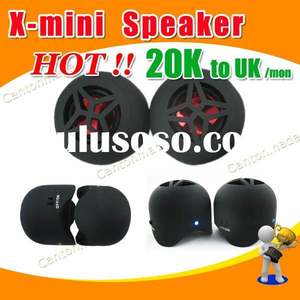 2.0 X Mini speaker for iphone and computer