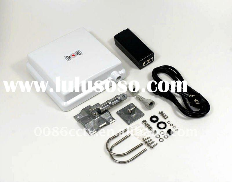 2.4G wireless video transmitter and receiver,5KM transmission wireless sender,wireless AV sender