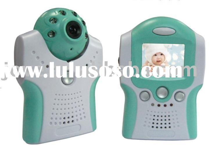 2.4Ghz wireless Baby Monitor, baby video monitor