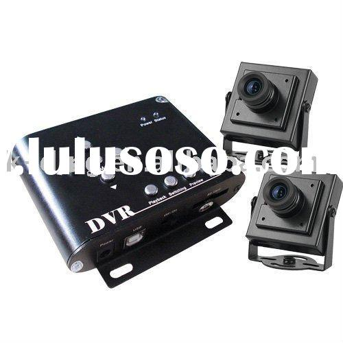 2 ch mobile taxi system, car dvr, motion detect, 2 Cam recording simultaneously, D1, motion detect