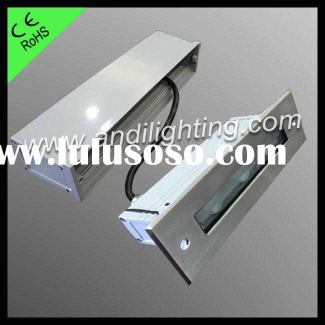 3*1W high power LED wall lamp, led step light,led wall washer light,led spot light
