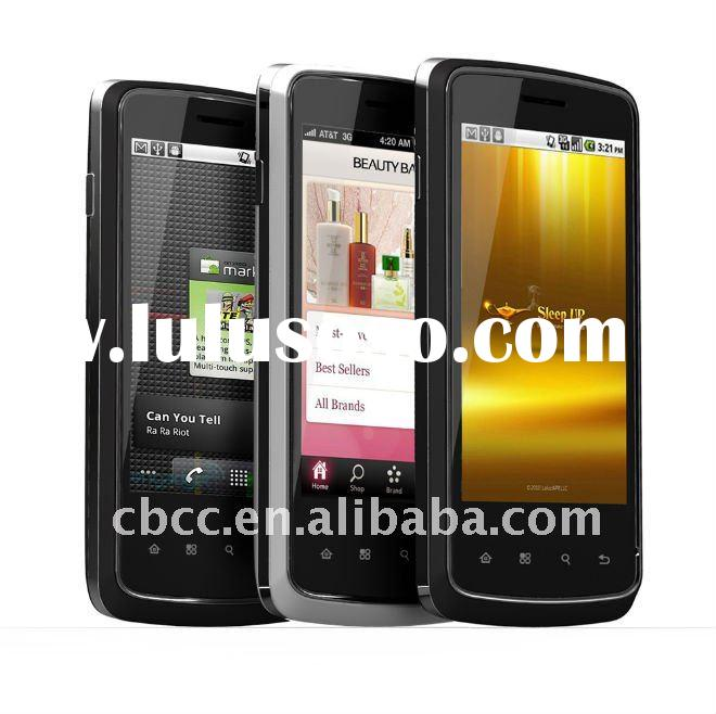 """3.2"""" Android WCDMA 3G wifi touch screen NFC cell phone"""