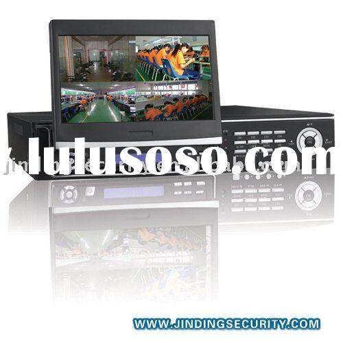 4/8/16CH Digital Video Recorder H.264 Compression Realtime Recording JD-DH6004