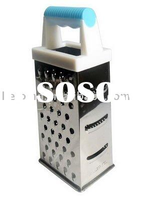 4-side stainless steel grater, kitchen accessories
