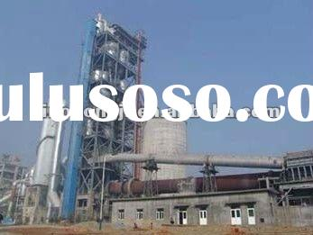 500TPD New Dry Process Cement Plant
