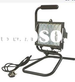 500W Portable Halogen Work Light with Stand ,Halogen Project Light,Halogen Work lighting
