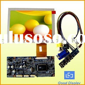 5 inch digital USB touch screen panel