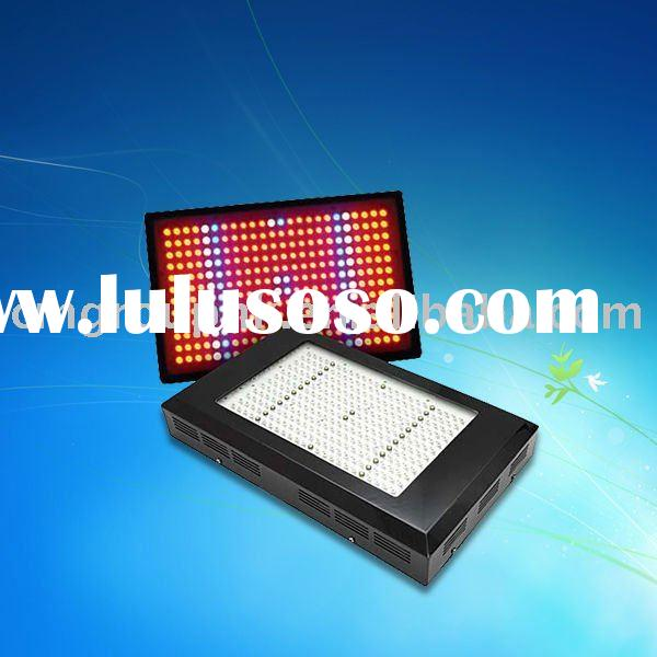 600w quad-band led grow light 288pcs*2w