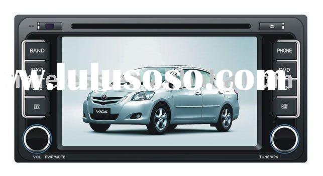 6.2'' Car DVD with GPS Bluetooth TV tuner Dual Zone for TOYOTA universal/old camry/c