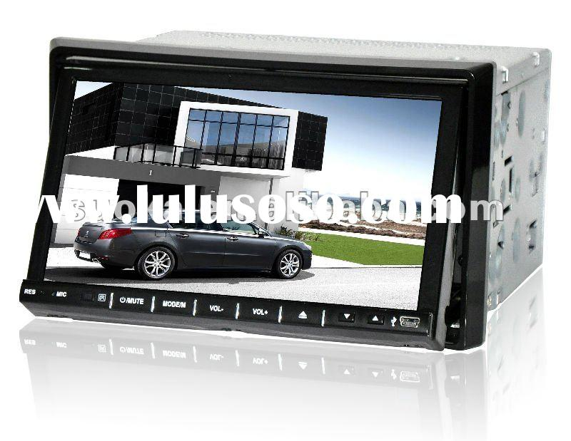 "7"" High Definition Car DVD with Bluetooth/IPOD/Radio/GPS/Digital TV"