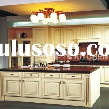 808 newest supply kitchen cabinets (High-End Quality with Multifunctional Hardware Fitting)