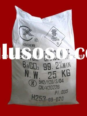 99% Barium Carbonate for Glass Industry