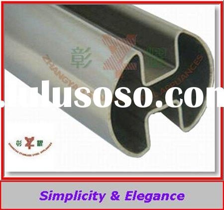 ASTM A554 welding stainless steel tube for handrail system