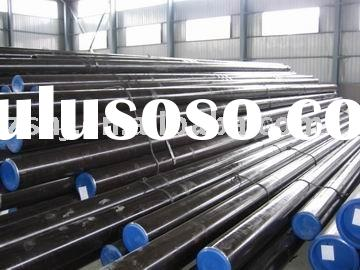 ASTM A 53 black and hot-dipped ,zinc-coated,welded sand seamless steel pipe steel pipe