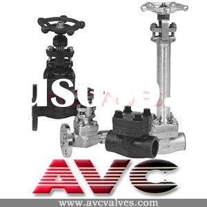 AVC Forged Steel Gas,Pipeline,API 602,Gate,Globe,Check Valve