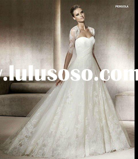 Related Keywords & Suggestions for Best Wedding Dresses With Sleeves