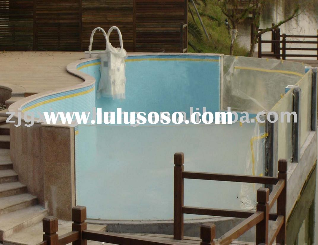 Acrylic swimming pool acrylic swimming pool manufacturers for Swimming pool manufacturers
