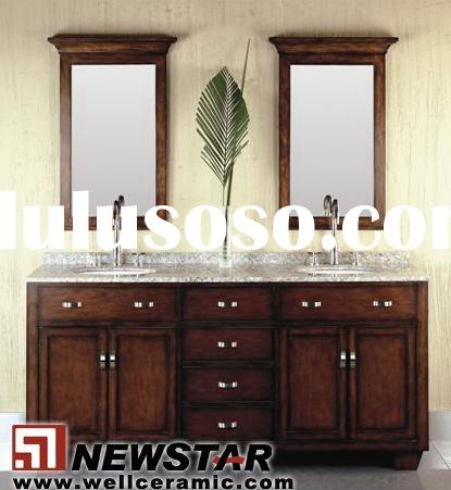 Antique Bathroom Cabinets,wooden cabinets,bathroom vanity