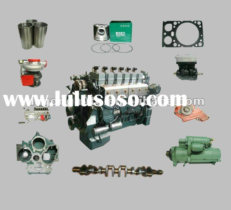 Auto Spare Parts for SINTRUCK HOWO Trucks